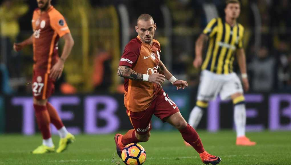 Wesley Sneijder jugará en Los Angeles FC de la MLS - The Best Futbol