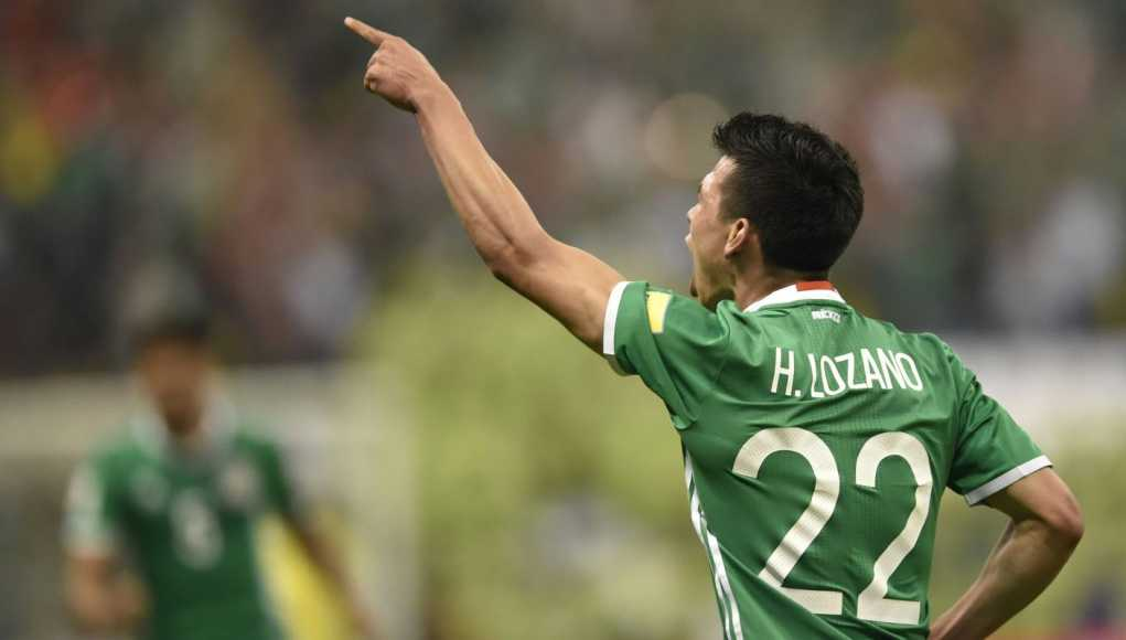 PSV Eindhoven consigue el fichaje del mexicano Hirving Lozano - The Best Futbol